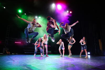 »Footloose« - Das Musical