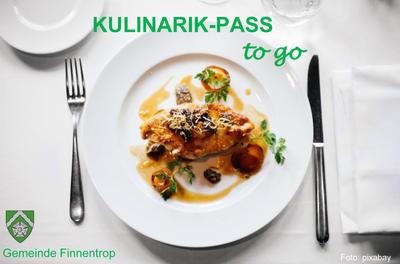 Kulinarik-Pass Finnentrop - Gastro-Förderer werden und sich selbst beschenken